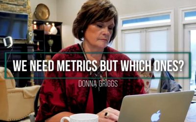 We Need Metrics But Which Ones?